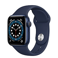 Apple Watch Series 6 40mm Blue Aluminium Case with Sport Band