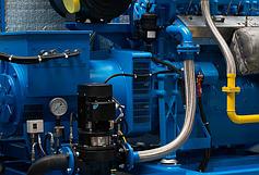 Когенерационные газопоршневые установки TEDOM