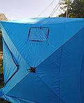 Палатка КУБ для зимней рыбалки  (200х200х200 см), фото 2