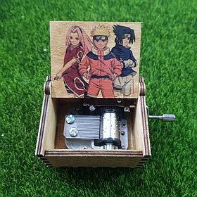 Музыкальная шкатулка Наруто
