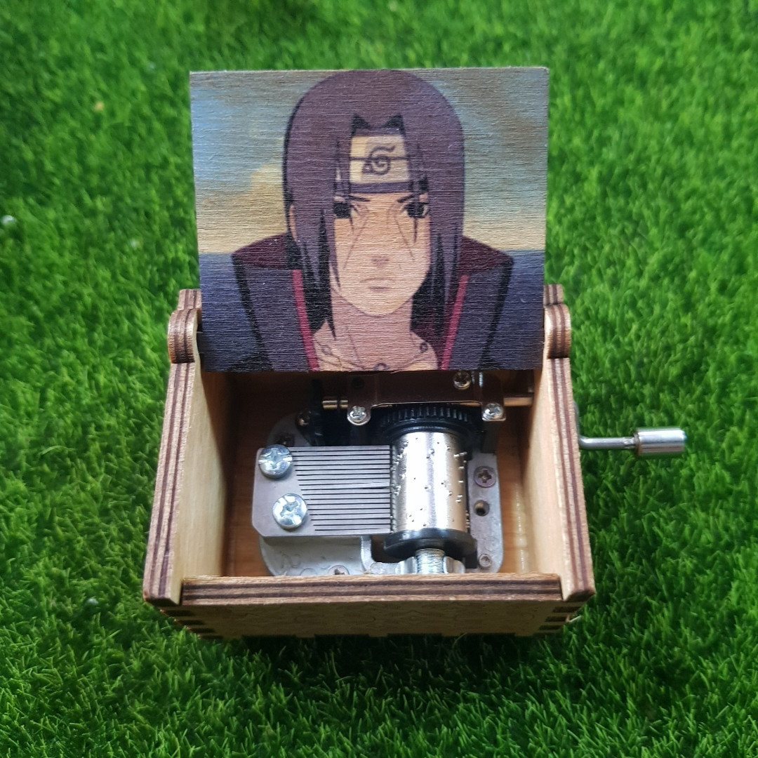 Музыкальная шкатулка Итачи - Наруто