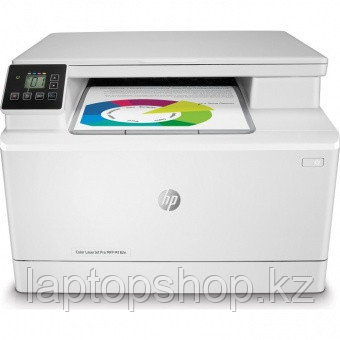 Многофункциональное устройство, HP 7KW54A, HP Color LaserJet Pro MFP M182n (A4)