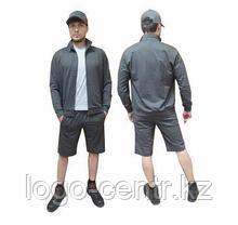 Спортивный костюм с шортами