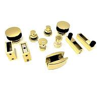 Комплект раздвижной системы DG-S-1 | FGD-185 SUS304/TP| Золотой