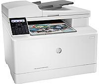 Многофункциональное устройство, HP 7KW56A, HP Color LaserJet Pro MFP M183fw (A4) Printer/Scanner/Copier/Fax/AD, фото 1