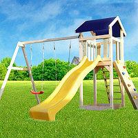 Детские игровые комплексы и пл...
