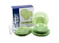 Сервиз столовый 25 предметов Neo Carina hana Green Luminarc