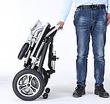 Инвалидное кресло (коляска), Wheelchair Gentle 120C, с электроприводом 24v 300w (2*150w)., фото 2