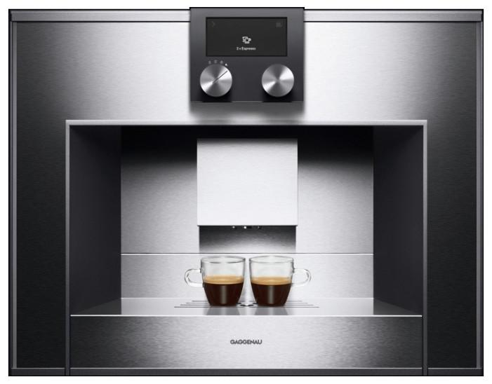 Ремонт и чистка кофемашин (кофеварок) Gaggenau
