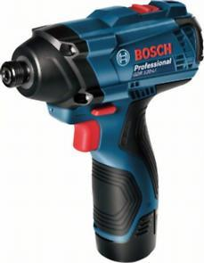 Аккумуляторный ударный гайковерт Bosch GDR 120-LI
