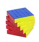 Кубик Рубика 5 на 5 Yuxin в цветном пластике, фото 5