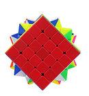 Кубик Рубика 5 на 5 Yuxin в цветном пластике, фото 2