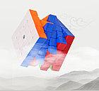 Кубик Рубика 5 на 5 Yuxin в цветном пластике, фото 4