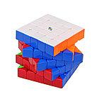 Кубик Рубика 5 на 5 Yuxin в цветном пластике, фото 7