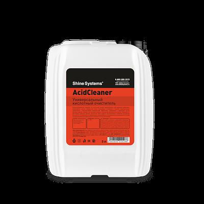 AcidCleaner – универсальный кислотный очиститель (канистра 5л)