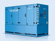 TEDOM CENTO Газопоршневая когенерационная установка, фото 2