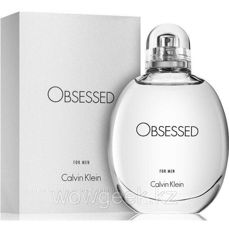 Мужской парфюм Calvin Klein Obsessed for Men