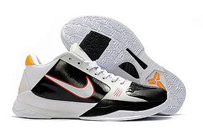 "Баскетбольные кроссовки Kobe Protro 5 ""Black&White"" (36-46)"