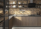Керамогранит 30х60 - Кастор | Kastor темно-коричневый, фото 2