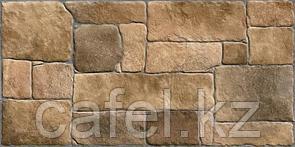 Керамогранит 30х60 - Кастор | Kastor темно-коричневый