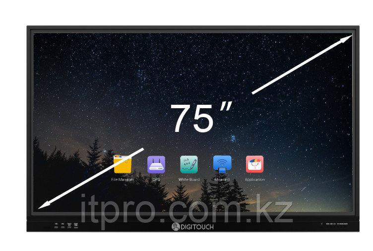 Интерактивная панель DigiTouch T1-75