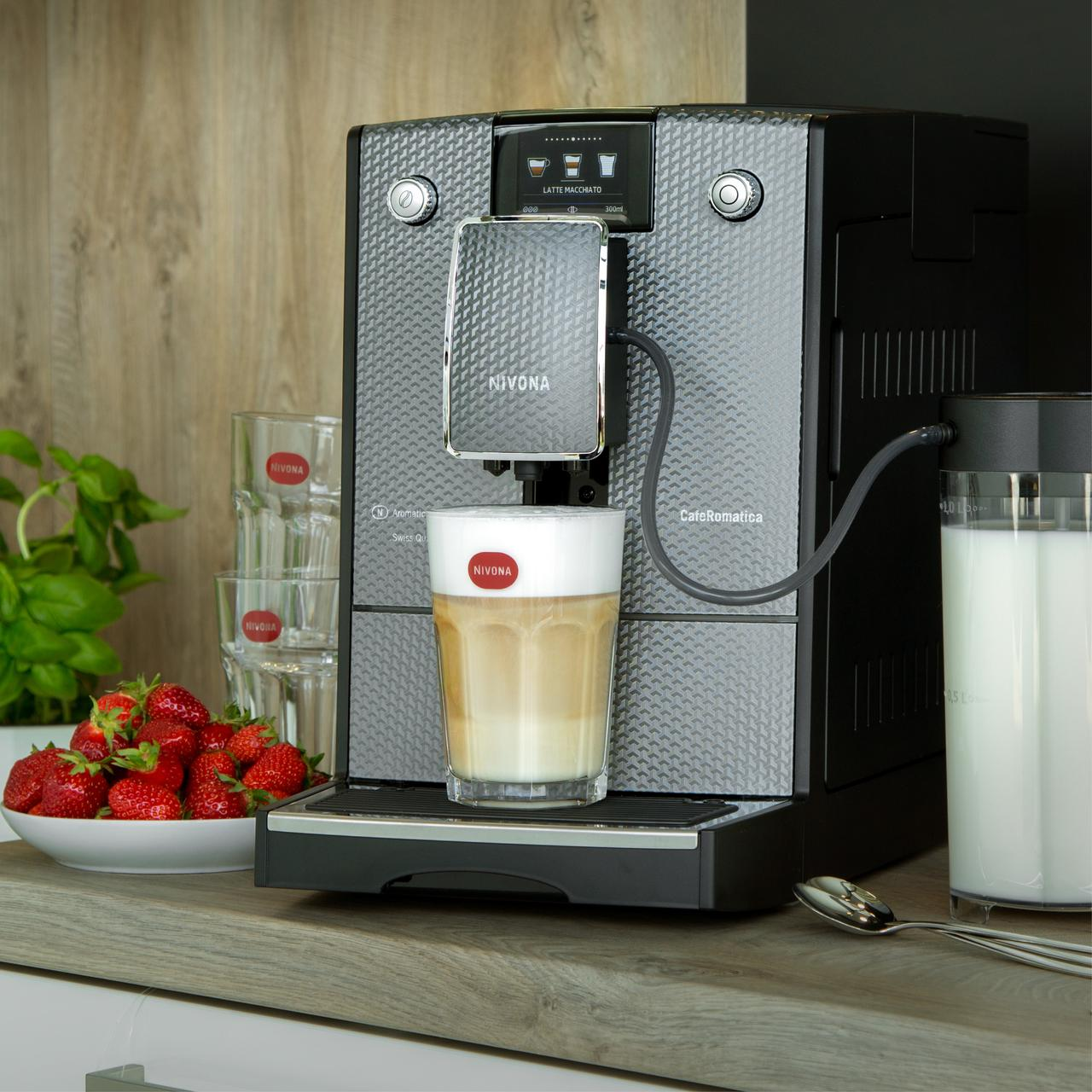 Ремонт и чистка кофемашин (кофеварок) Nivona