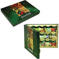 Набор ассорти Greenfield: 30 видов чая по 4 пакетика