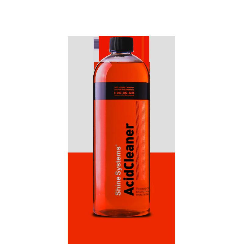 AcidCleaner – универсальный кислотный очиститель (750 мл)