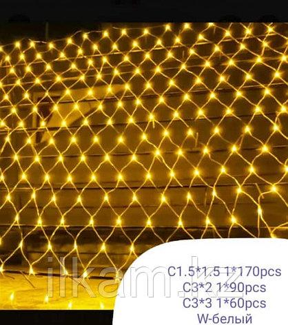 Светодиодная сетка, фото 2