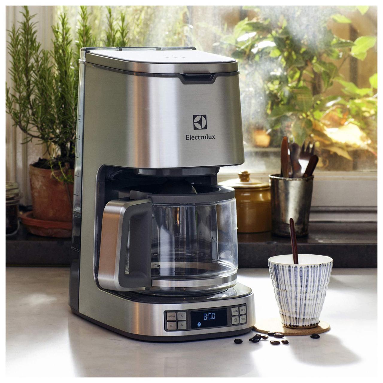 Ремонт и чистка кофемашин (кофеварок)  Electrolux