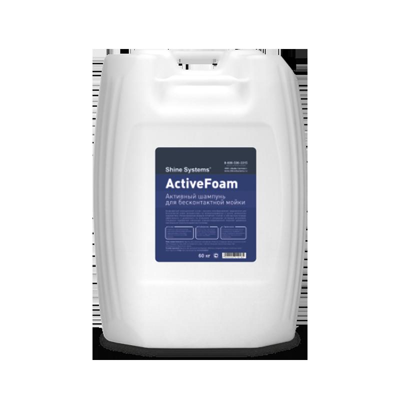 ActiveFoam – активная пена для бесконтактной мойки (канистра 60л)