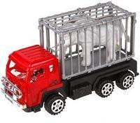 Игровой набор Фермер, грузовик со слоном