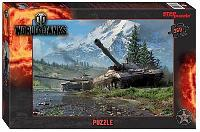 Пазлы 360 World of Tanks