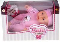 """Кукла-пупс """"Baby boutique"""", 22 см, светло-розовый костюмчик"""