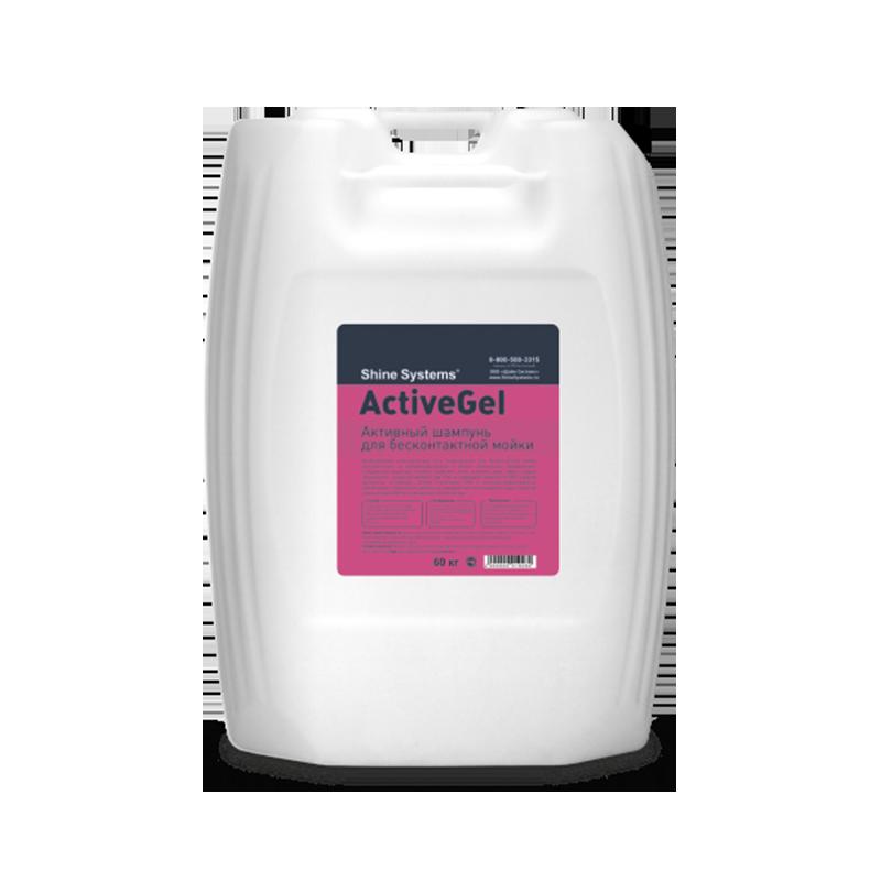 ActiveGel – активный шампунь для бесконтактной мойки (канистра 60л)