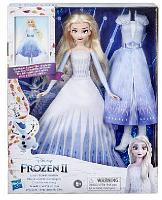 Disney Princess. Кукла Холодное сердце - 2 Королевский наряд