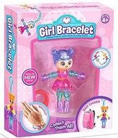 """Браслеты волшебные """"Girl Bracelet"""" , 12 см в ассортименте"""
