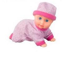 Кукла-пупс ползающая, в ассортименте