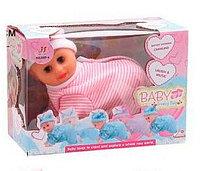 Кукла-пупс ползающая, звуковые эффекты, в ассортименте