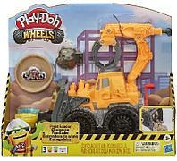 PLAY-DOH. Игровой набор Плей-до Wheels Погрузчик