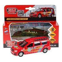 Машина Технопарк Lada Largus спорт