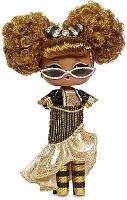 Кукла LOL Surprise JK Queen Bee Mini Королева-пчела мини с 15 сюрпризами