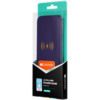 CANYON EOL Power bank with wireless charger function,, фото 1