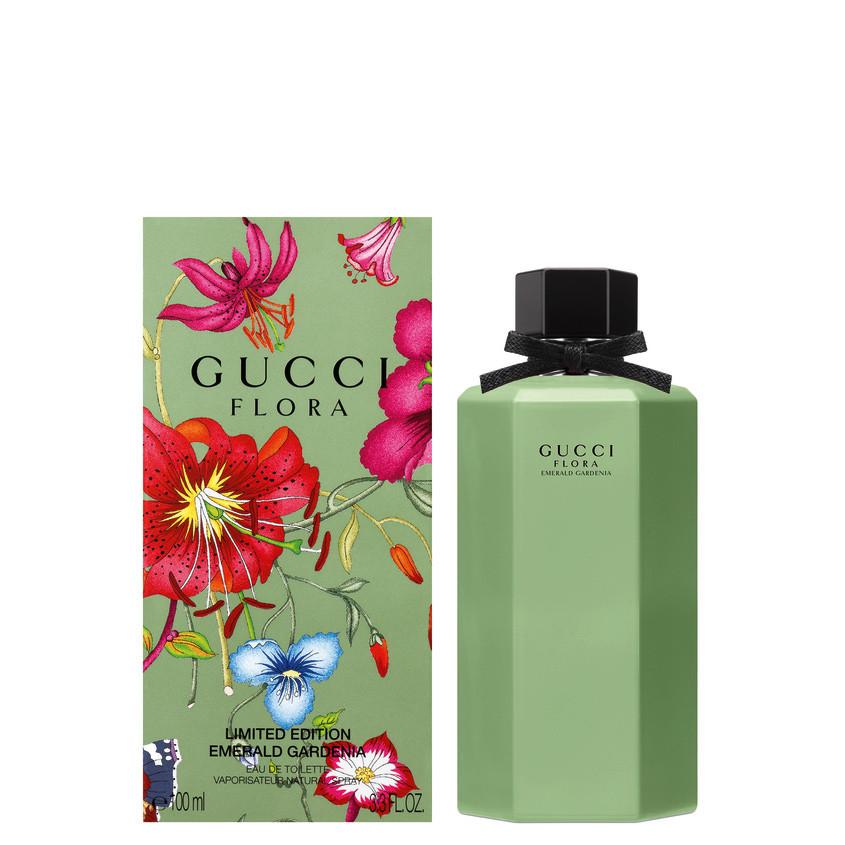 Парфюмированная туалетная вода женская GUCCI Flora Garden Gardenia Le