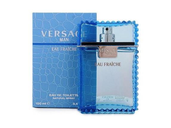 Versace Eau Fraiche Man 100 ml. - Парфюмированная вода - Мужской, фото 2