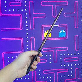 Палочка Драко Малфоя из Гарри Поттера (с металлическим стержнем)