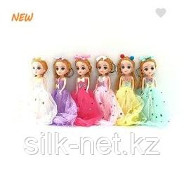 Кукла пышное платье 30 см (комплект 12 шт)