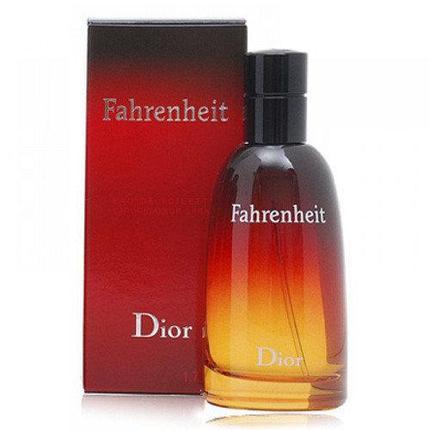 Christian Dior Fahrenheit 100 ml. - Туалетная вода - Мужской, фото 2