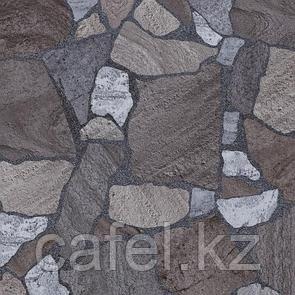 Керамогранит 33х33 - Конго | Kongo коричневый