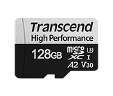Карта памяти MicroSD Transcend TS128GUSD330S (128GB)